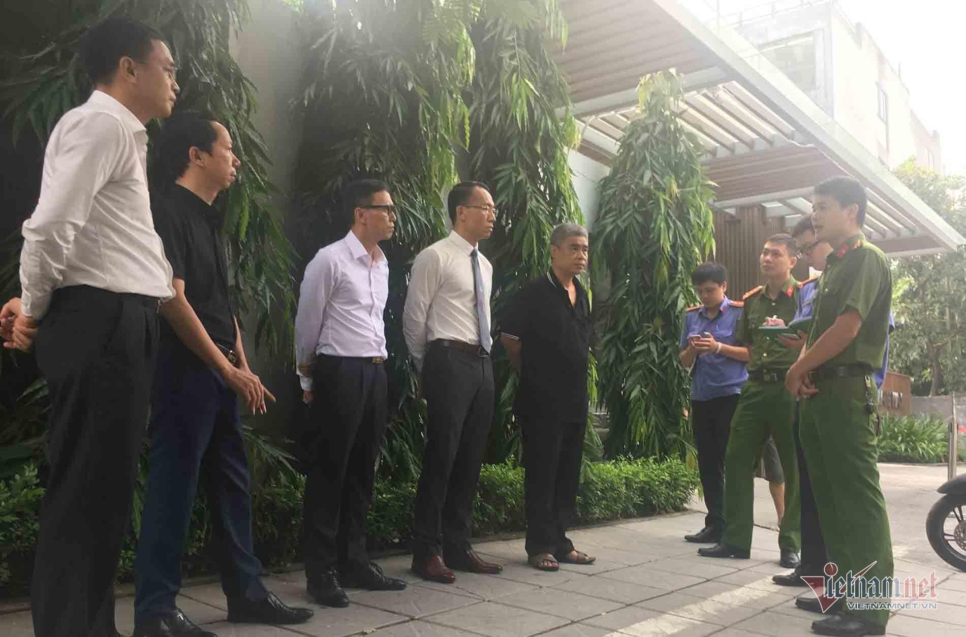 Trường Quốc Tế Gateway,Hà Nội,Tử Vong,Doãn Quý Phiến