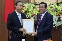 Ban Bí thư chuẩn y chức vụ Phó bí thư Tỉnh ủy Bà Rịa-Vũng Tàu