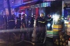 Cháy nhà trong đêm ở Sài Gòn, 2 phụ nữ và cháu bé tử vong