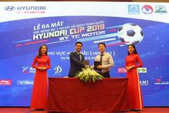 Sức hấp dẫn của giải bóng đá 7 người Hyundai Cup 2019 by TC Motor
