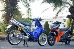 Honda Wave 125 độ đồ chơi tốn gần 100 triệu