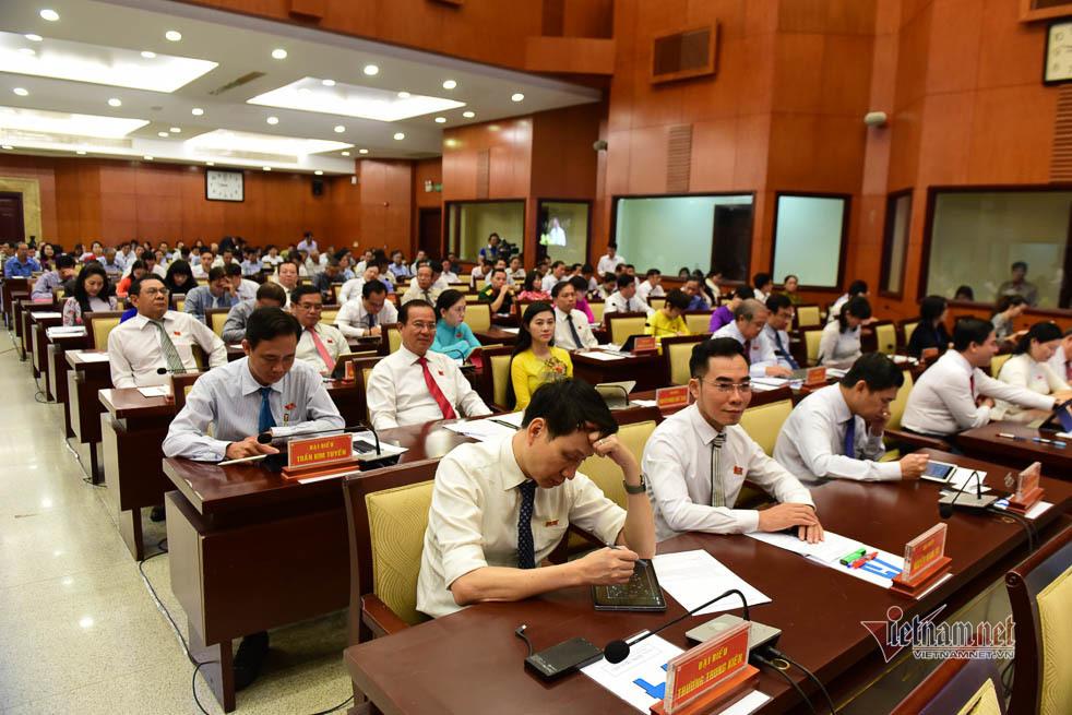 Họp HĐND cuối cùng của năm, TP.HCM xin tăng điều tiết ngân sách