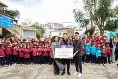 VIETGO cùng Miss Universe Vietnam 2019 hoạt động thiện nguyện
