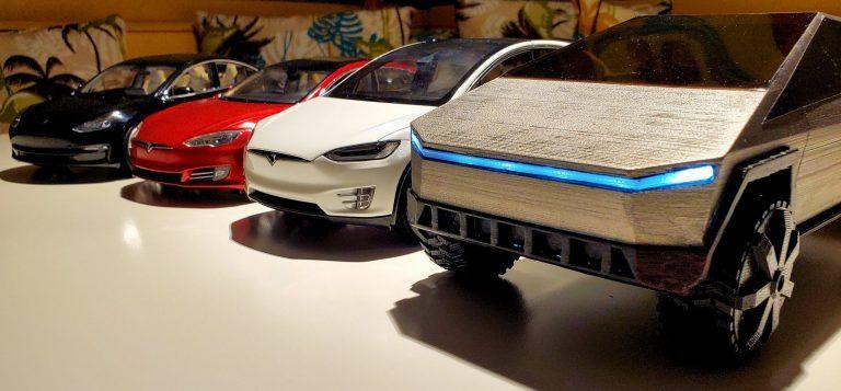 Tesla Cybertruck,bán tải Tesla Cybertruck,Tesla