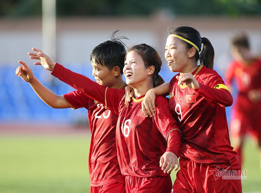 Nữ Việt Nam đấu nữ Thái Lan: Quyết giữ Vàng!