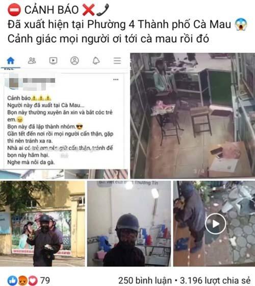 tin đồn,Tiền Giang,Cà Mau