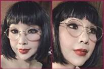Sau khi khoe ảnh không chỉnh sửa, NSND Lan Hương lại 'dọa ma' với những hình selfie đáng sợ