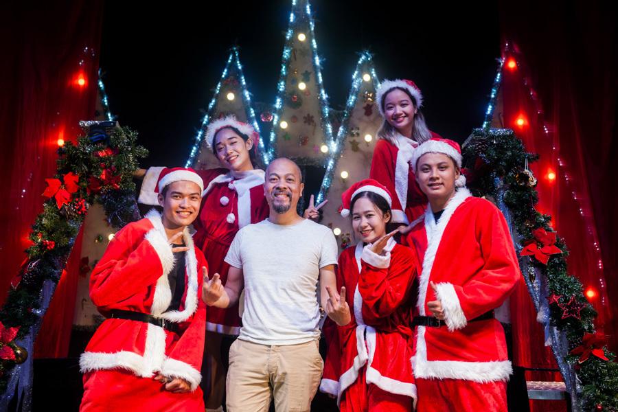 2 vở rối dành tặng thiếu nhi nhân dịp Giáng sinh