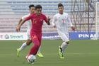 U22 Indonesia 0-0 U22 Myanmar: Thư hùng hấp dẫn (H1)