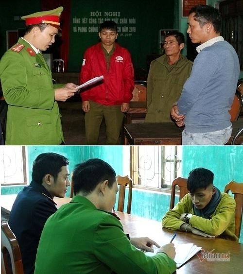 Ngôi nhà của 2 bố con ở Quảng Bình chứa cả tấn pháo nổ