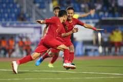 Video bàn thắng U22 Myanmar 2-4 U22 Indonesia