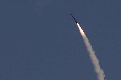 Israel thử tên lửa bí ẩn, Iran lập tức 'tố' ý đồ
