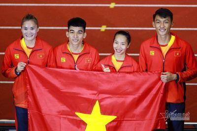SEA Games ngày 8/12: Mỏ vàng điền kinh, tuyển nữ bảo vệ HCV