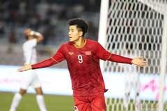 Video Đức Chinh hoàn tất cú đúp vào lưới U22 Campuchia