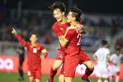 Đức Chinh, Tiến Linh hứa đánh bại Indonesia, lấy Vàng SEA Games