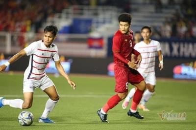 Xem trực tiếp U22 Việt Nam vs U22 Campuchia ở đâu?
