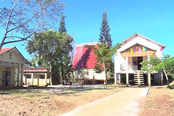 """Nông thôn mới ở thành phố Pleiku: """"Cao nguyên xanh vì sức khỏe"""""""