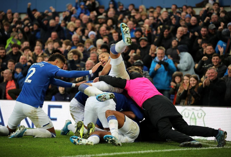 Chelsea,Everton