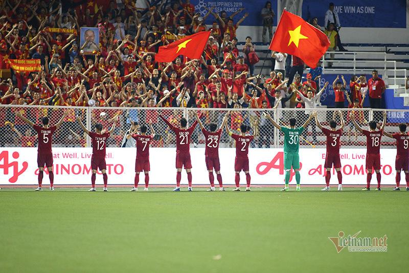 Báo Hàn: U22 Việt Nam sẽ cùng thầy Park giành HCV SEA Games