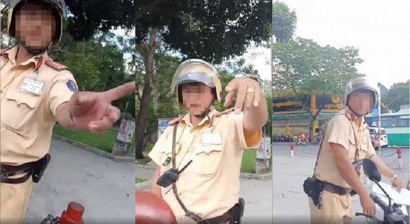 Cảnh Sát Giao Thông,CSGT,Sài Gòn