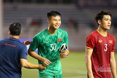 Văn Toản tươi rói cản penalty, thầy Park yên tâm mưu thắng Indonesia