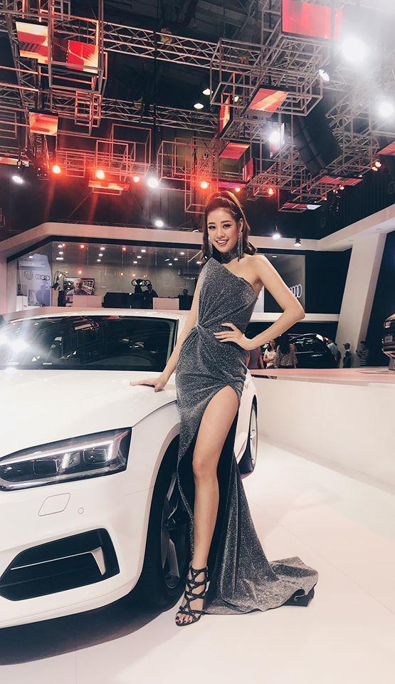 Loạt ảnh nóng bỏng của tân Hoa hậu Hoàn vũ Việt Nam