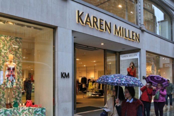 Thua lỗ, thời trang Karen Millen và Coast đồng loạt đóng cửa - kết quả xổ số trà vinh