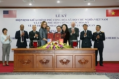 Vietnam, US ink agreement on customs mutual assistance