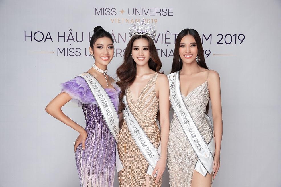 Khánh Vân,Thúy Vân,Kim Duyên