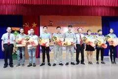 Trao giải 3 tập thể và 27 thí sinh thi tay nghề tỉnh Quảng Ngãi năm 2019