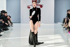 NTK Hà Linh Thư đan xen nghệ thuật cải lương vào bộ sưu tập thu đông 2019