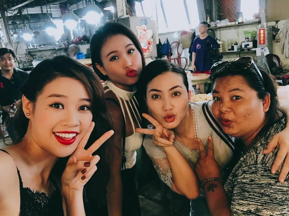 Tân Hoa hậu Hoàn vũ Khánh Vân không ngại đóng vai gợi cảm