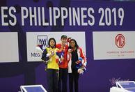 SEA Games 30 ngày 8/12: Ánh Viên đoạt HCV thứ 6