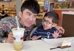 Đan Trường cùng con trai và bà xã đón sinh nhật giản dị bên nhau