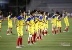 Nữ Việt Nam 0-0 nữ Thái Lan: Tranh vàng (H1)