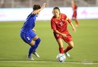 Nữ Việt Nam 0-0 nữ Thái Lan: Đi tìm bàn thắng (H1)
