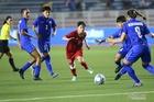 Nữ Việt Nam 0-0 nữ Thái Lan: Huỳnh Như bỏ lỡ (H2)