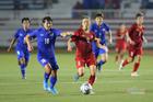 Nữ Việt Nam 0-0 nữ Thái Lan: Nghẹt thở (Hiệp phụ)