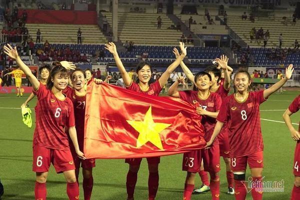 Học nghề,Sea Games 2019,Tuyển nữ Việt Nam