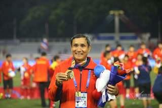 """HLV Mai Đức Chung: """"Mong U22 Việt Nam nối bước, lấy vàng SEA Games"""""""
