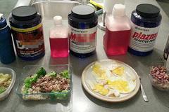 Bữa ăn trước khi thi đấu của các vận động viên cần có gì đặc biệt?