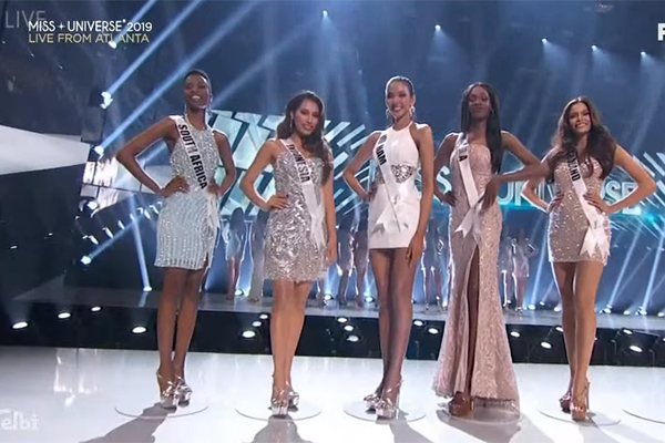 Nam Phi đăng quang Miss Universe, Hoàng Thùy dừng chân top 20