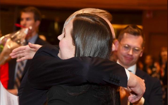 Vẻ đẹp dịu dàng của nữ thủ tướng trẻ nhất thế giới