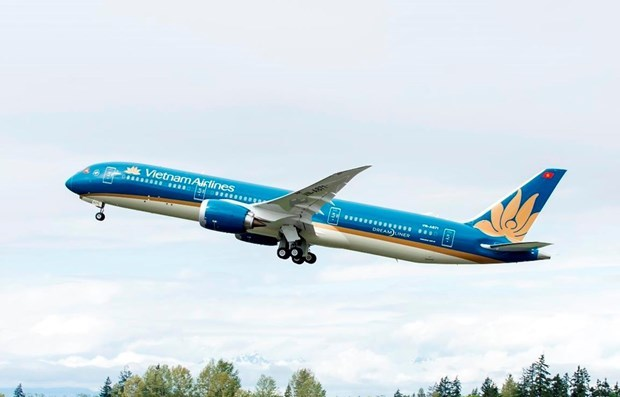 National flag carrier Vietnam Airlines,football fans,finals,SEA Games 30,men football,wide-body Boeing 787 Dreamliners,Vietnam News