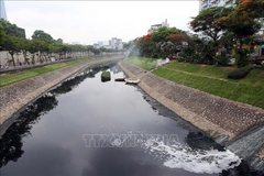 JEBO rejects Hanoi Chairman's statement on To Lich River clean-up
