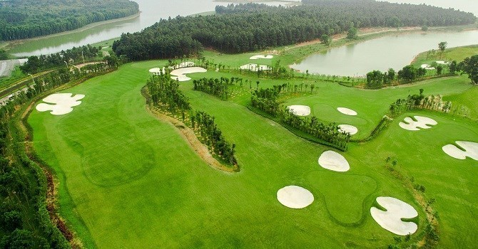 sân golf,quy hoạch sân golf,đất rừng