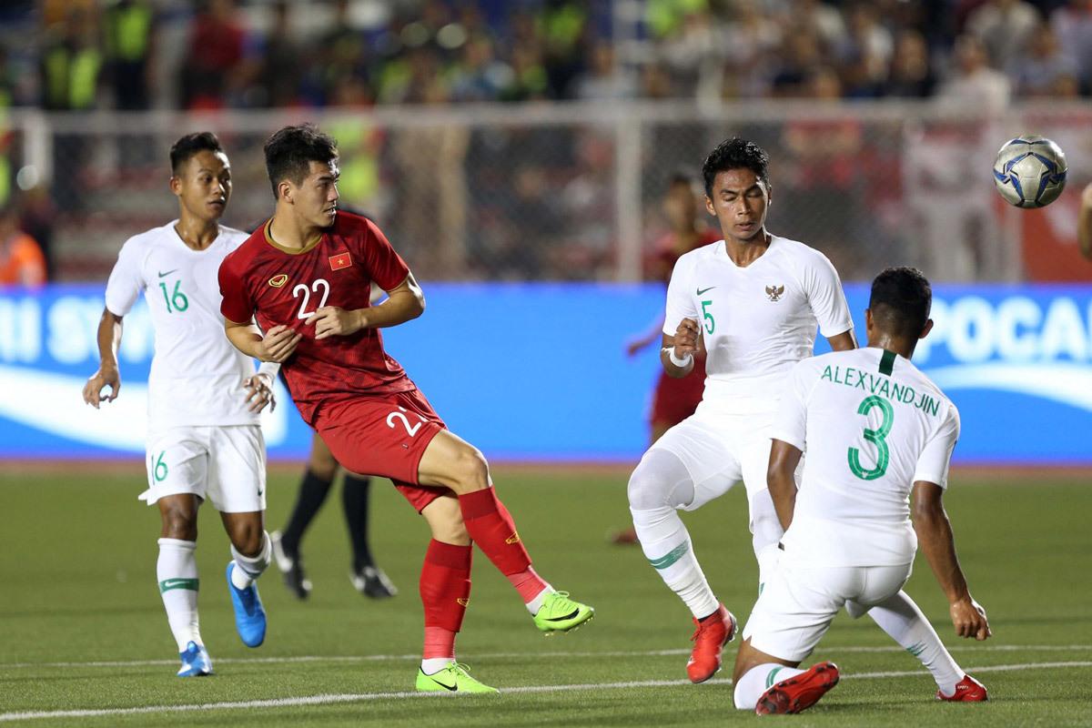 Đối thủ của U22 Việt Nam: U22 Indonesia lợi hại, nhưng dễ... mất tập trung