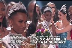 Chung kết Miss Universe 2019: Người đẹp tóc tém Nam Phi bất ngờ đăng quang