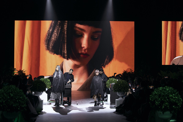 Davines Hair Show 2019 - show tóc nâng tầm nghệ thuật