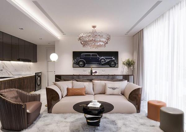 Giới nhà giàu sắp đón tổ hợp căn hộ resort 4.0 trung tâm quận 4